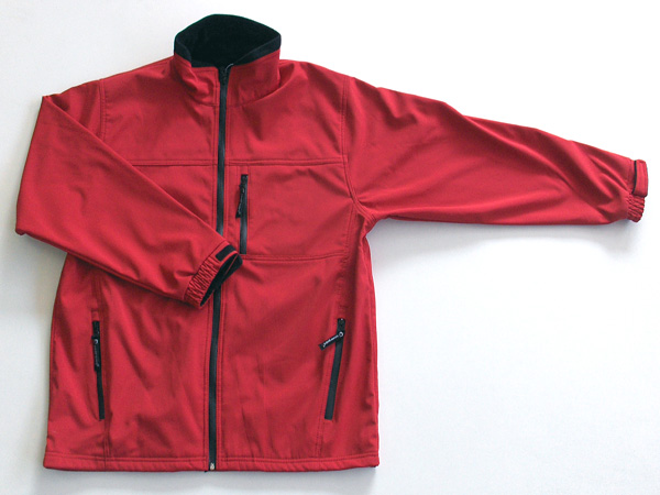 Forro polar softshell